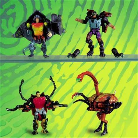 Pre Toy Fair Hasbro Action Figures: Animorphs