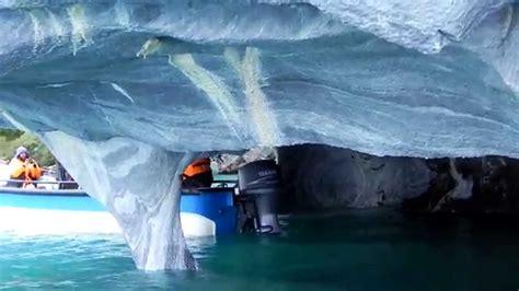 marble chapels  general carrera lake aysen chilean