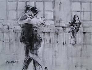 Jealousy Painting by Khromykh Natalia