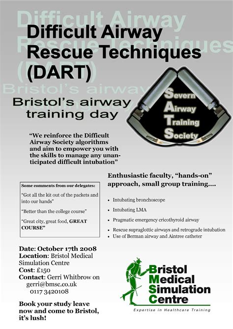 difficult airway society airway courses difficult