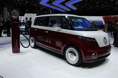 concepts to make electric cars cool vw bulli nissan esflow