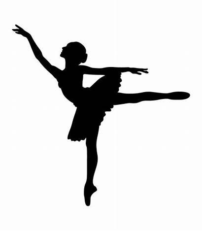 Silhouette Ballet Ballerina Dance Svg Transparent Dancer