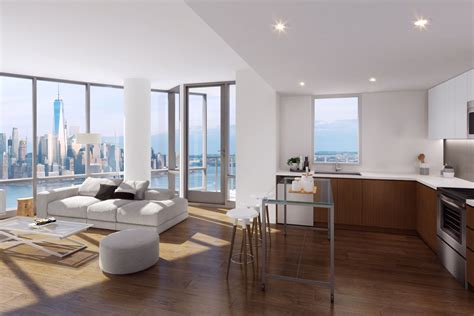 Appartments In The City by Jersey City S Newest Luxury Rental Ellipse Launches From