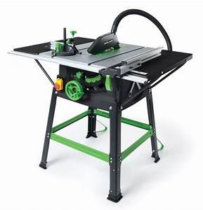 Scie Sur Table Evolution : evolution fury5 s 255mm tct scie table ~ Melissatoandfro.com Idées de Décoration