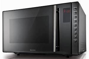 Pizza In Der Mikrowelle : koenic mikrowelle kmw 4441db mit grill und hei luftfunktion ~ Buech-reservation.com Haus und Dekorationen