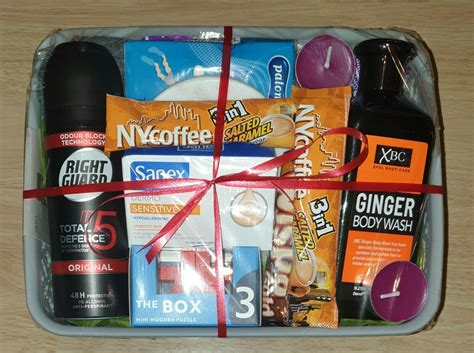 That puts tim horton's and mcdonald's, two of the most ubiquitous coffee. MEN'S GIFT BOX FOR HIM MIXED HAMPER PRESENT CHRISTMAS BIRTHDAY GROOMING CARE DAD | eBay