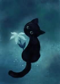 black cat painting 17 best ideas about black cat on black cat