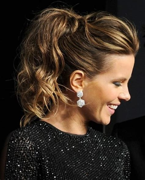 Carpet Ponytail Hairstyles by Hairstyle Trend For Fall Ponytails Inspired