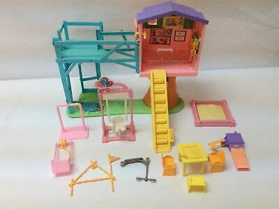 7 best kelly's tree house quotes images in 2019. 2001 Mattel Barbie Kelly Secrets Clubhouse Treehouse ...