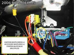 Front Doors Wiring Diagram  - Hummer Forums