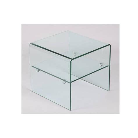 bouts de canapes tables et chaises bout de canap 233 hestia en verre inside75