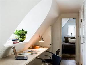 Zimmer Mit Dachschrägen Einrichten : einrichtungsideen dachschr ge ~ Bigdaddyawards.com Haus und Dekorationen
