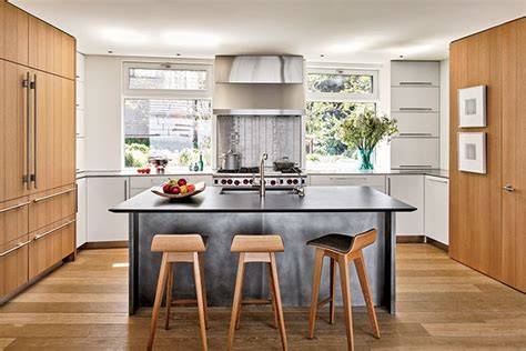 classic wood kitchens  architectural digest