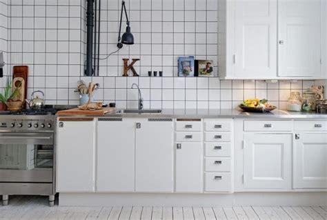 la cuisine d antan 15 idées multicolores pour créer une cuisine moderne à l âme d antan