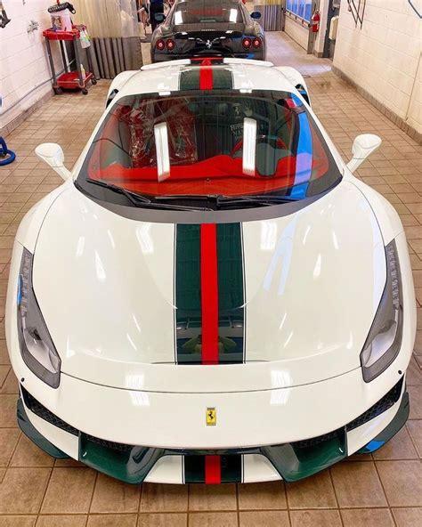 "Djadja & dinaz 9.804.562 views5 months ago. Instagram | Limited Supercars on Instagram: ""Ferrari 488 | Gucci Gang Pista Spec ↷ 🔝【Follow us ..."
