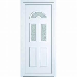 porte d39entree pvc pas cher direct usine eva 14 215 x 90 prix With porte d entrée pvc en utilisant porte et fenetre pas cher