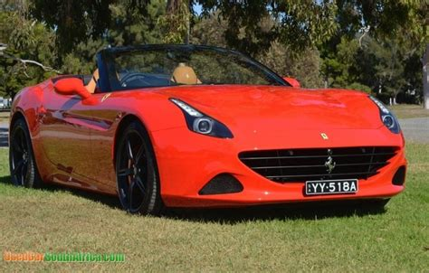Research, compare and save listings, or contact sellers directly from 51 ferrari models in the 458 spider has 562 horses under the hood, and they roar every time you put the hammer down. 2016 Ferrari F1 used car for sale in Durban Central KwaZulu-Natal South Africa ...