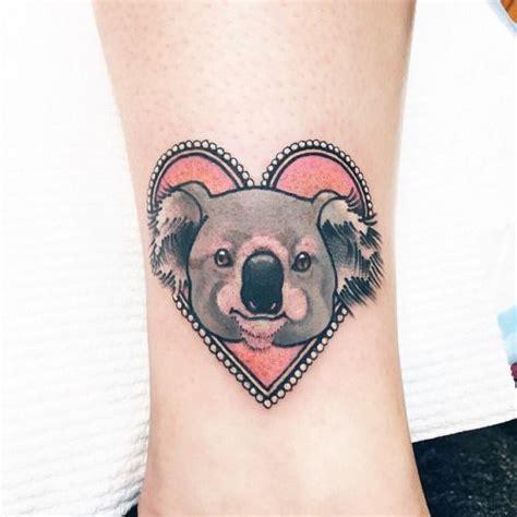 25+ Best Ideas About Koala Tattoo On Pinterest Ankle