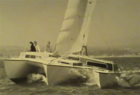 Trimaran Advantages by Welcome To Multihull Conversations With Jim Brown Outrig