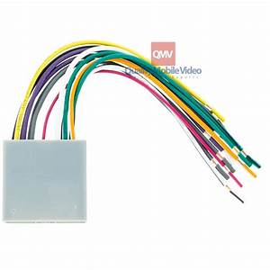 Metra 70-1722 Car Stereo Wiring Harness For 2006