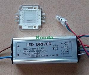 2019 Rgb Led Driver 50w Led Power Supply   50w Rgb Led Chip Flood Light Driver 8 Series 6
