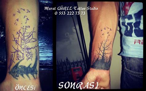 nature cover  tattoo tattoo artist  murat guerel