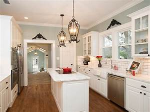 photo page hgtv With kitchen colors with white cabinets with large metal wall art for sale