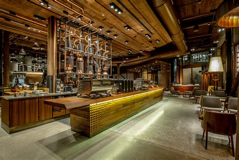 Starbucks Announces Starbucks Reserve Roastery Coming To