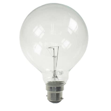 british electric lamps globe light bulb  bc british electric lamps  lightplan uk