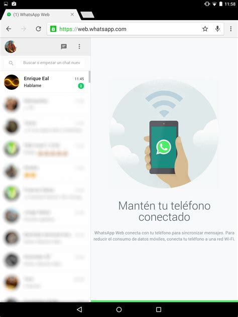 whatsapp messenger for android tablets descargar whatsapp para tablet android