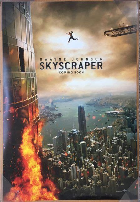 nama  foto pemain film skyscraper  action