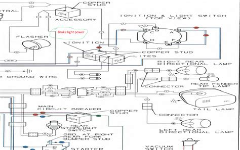 1990 heritage softail ignition switch diagram harley davidson