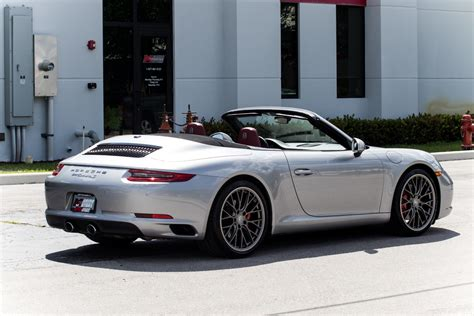 Need 2017 porsche 911 information? Used 2017 Porsche 911 Carrera S For Sale ($89,900) | Marino Performance Motors Stock #155243