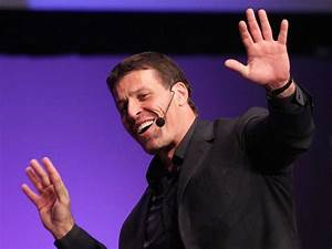 Tony Robbins Public Speaking Tips - Business Insider