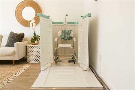 portable wheelchair showers marx medical equipment
