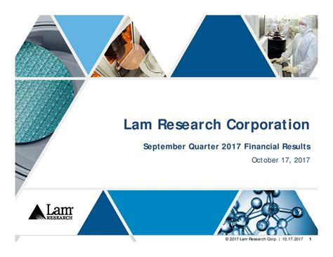 Lam Research Corporation 2018 Q1 - Results - Earnings Call ...