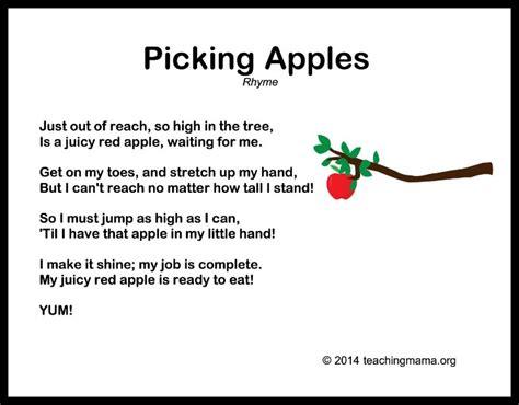 apple songs preschool 10 autumn songs for preschoolers 239