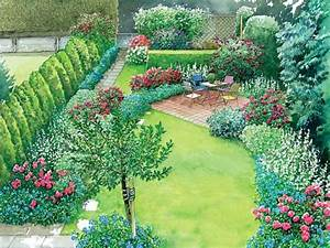 reihenhausgarten im neuen gewand schone garten With französischer balkon mit mein schöner garten miniabo