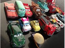 Cars 2 Characters 2013 سيارات العاب اطفال كارز YouTube