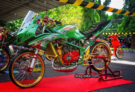 Modification 150 Rr by 55 Foto Gambar Modifikasi Rr Kontes Racing