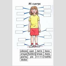 Technology Integration Eci511 Blog Las Partes Del Cuerpo Parts Of The Body For Spanish I Tech
