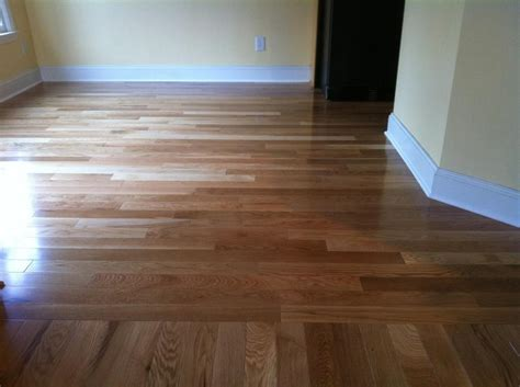 which direction should hardwood floors be laid which direction to lay laminate flooring wood floors