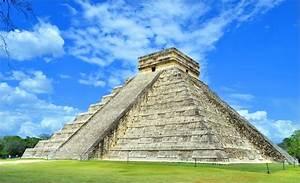 Chichen Itza Top Historical Wonder in Mexico Found The World