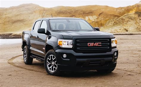 2019 Gmc Canyon Small Pickup Truck  Model Overview