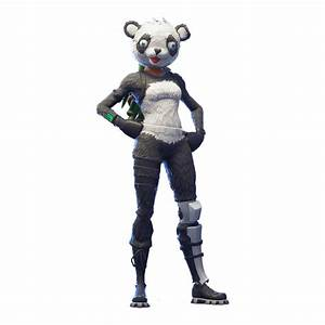 PANDA Team Leader Fortnite Outfit Skin How To Get