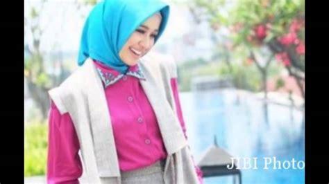 hijab style ala claudia chintya bella youtube