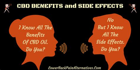 Benefits, Side Effects & Dangers