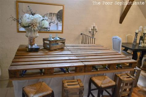 wine racks  bars   recycled wooden pallets
