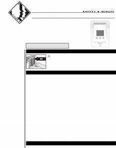 Cadet Thermostat Sbft2 User Guide