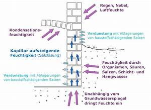 Feuchtigkeit Im Mauerwerk : ursache mauertrockenlegung mauertrockenlegung ~ Michelbontemps.com Haus und Dekorationen